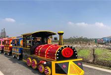 树童部落---小火车