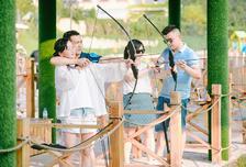 浙江贡帝古堡酒店有限公司  古法射箭
