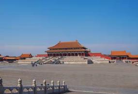 北京一飞一高5日游